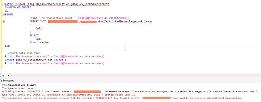 Linked Server – SQLZealots