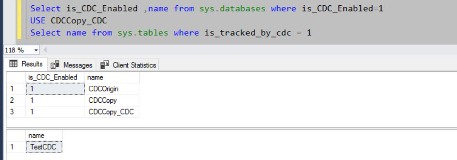 How do we move or restore a database with CDC enabled in SQL